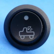 schakelaar met 'laadbak licht' symbool 12-24V