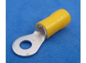 PRY674 kabeloog geel 4,3 mm