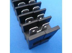 191218  schuifstekkerblok 8x4 polig