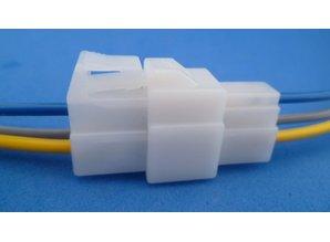 MCJ-3  stekker 3 polig