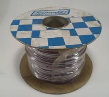 Draad 2,0 mm2 paars/wit 100 meter