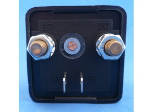 2362 zwaar relais 24V 60A