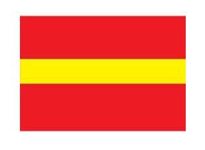 Draad 0.35 mm2 rood/geel