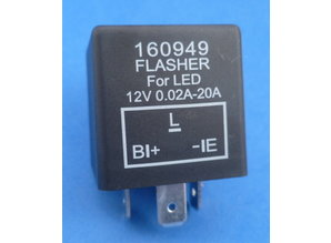 160949 LED knipperautomaat 12V