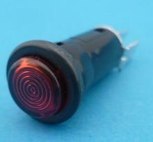 E184R controlelampje rood