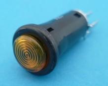E181T controlelampje oranje