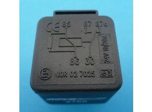 2755 24V relais wissel met weerstand