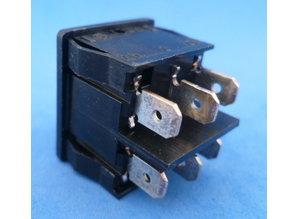 E696 schakelaar voor elektrische ramen etc.
