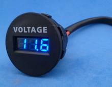 Inbouw voltmeter digitaal