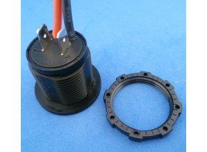 Inbouw Amperemeter digitaal