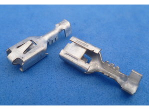 19-1764 kontakt 6,3mm  0,5-0,8 mm2