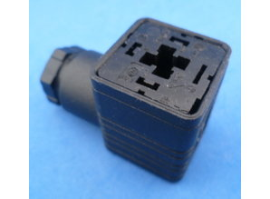 SOL2 aansluitstekker magneetkleppen etc.