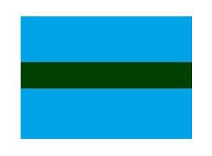 Draad 2.0 mm2 blauw/groen
