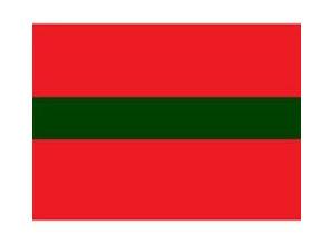 Draad 0.75 mm2 rood/groen