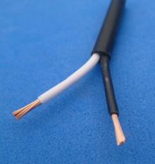 kabel rond 2 x 1,0 mm2  50 meter