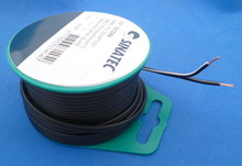 (luidspreker) kabel 2x0,35 mm2  10 meter
