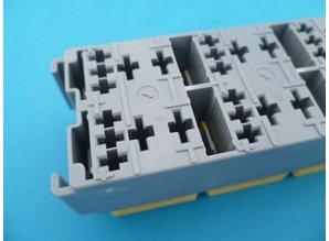 R01480 relaisvoet 6 x micro