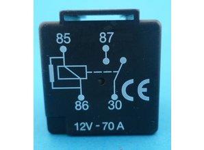 2811 relais 12V 70A High performance