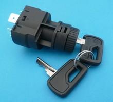SW596 sleutelschakelaar 4 standen
