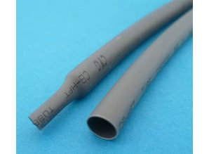 HSS4.5GRY krimpkous 4.5 - 2.25 mm