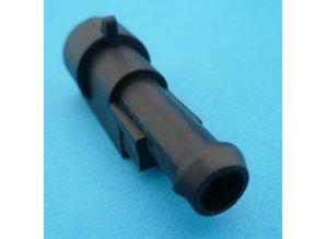 SEAL1 komplete waterdichte stekkerset 1 polig
