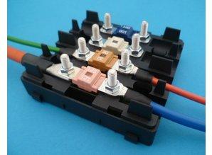 MIDI zekeringkastje MIDI-4