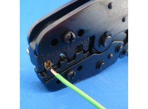 0-703-50 krimptang ongeisoleerd 0.5-6 mm2
