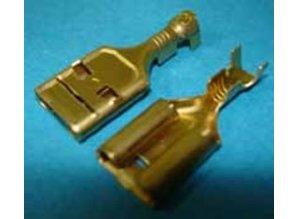9.5*1.2 mm 14480-00 voor draad 1.0 - 2.5 mm2