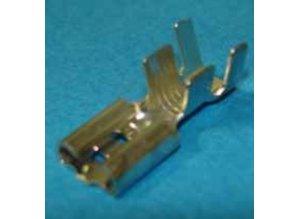 6.3*0.8 mm 30-292/3T voor draad 2.5 - 6.0 mm2
