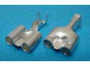 3,5 mm 2-voudige verbinder 16.07201-02