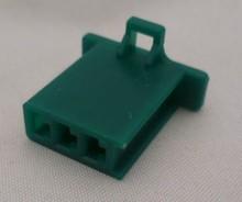 HCF3G 3 polig groen 10 stuks