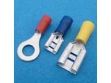 PVC geisoleerde kabelschoenen