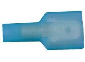 6.3 mm PRU1211 schuifstekker male