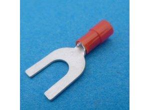 R646  vork  6 mm 100stuks