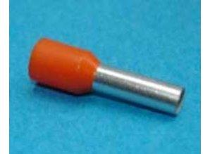 TE-4.00  4.0mm2 oranje 100 stuks