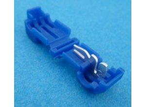 K952 stekker snijverbinder blauw