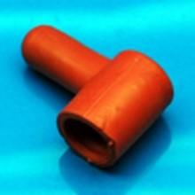 RS215R isolator 14mm haaks rood