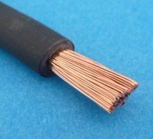 accukabel 16 mm2 zwart