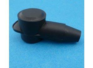 214 N2 V14 oog isolator 14 mm zwart