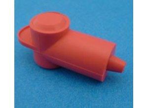 212 N1 V02 oog isolator 12 mm rood