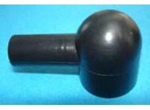 801 N8 V14 oog isolator 19mm zwart