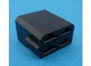 MWP4B zwart 10st