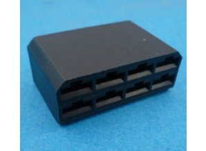 MWP8B zwart 10st