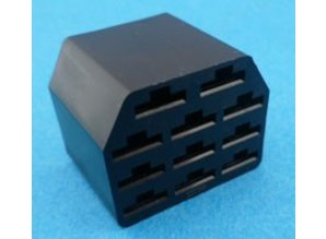 MWP11B zwart 10st