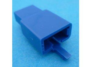 HCM3U 3 polig blauw 10 stuks