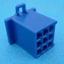 HCF9U 9 polig blauw 10 stuks