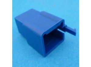 HCM9U 9 polig blauw 10 stuks