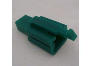 HCM2G 2 polig groen 10 stuks