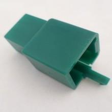 HCM6G 6 polig groen 10 stuks