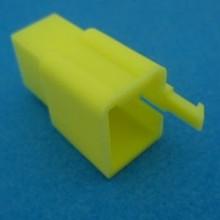 HCM6Y 6 polig geel 10 stuks